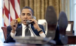 Hello Mr Obama