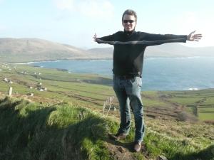 Feeling alive on the west coast of Ireland