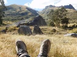 'Trekking' in Peru